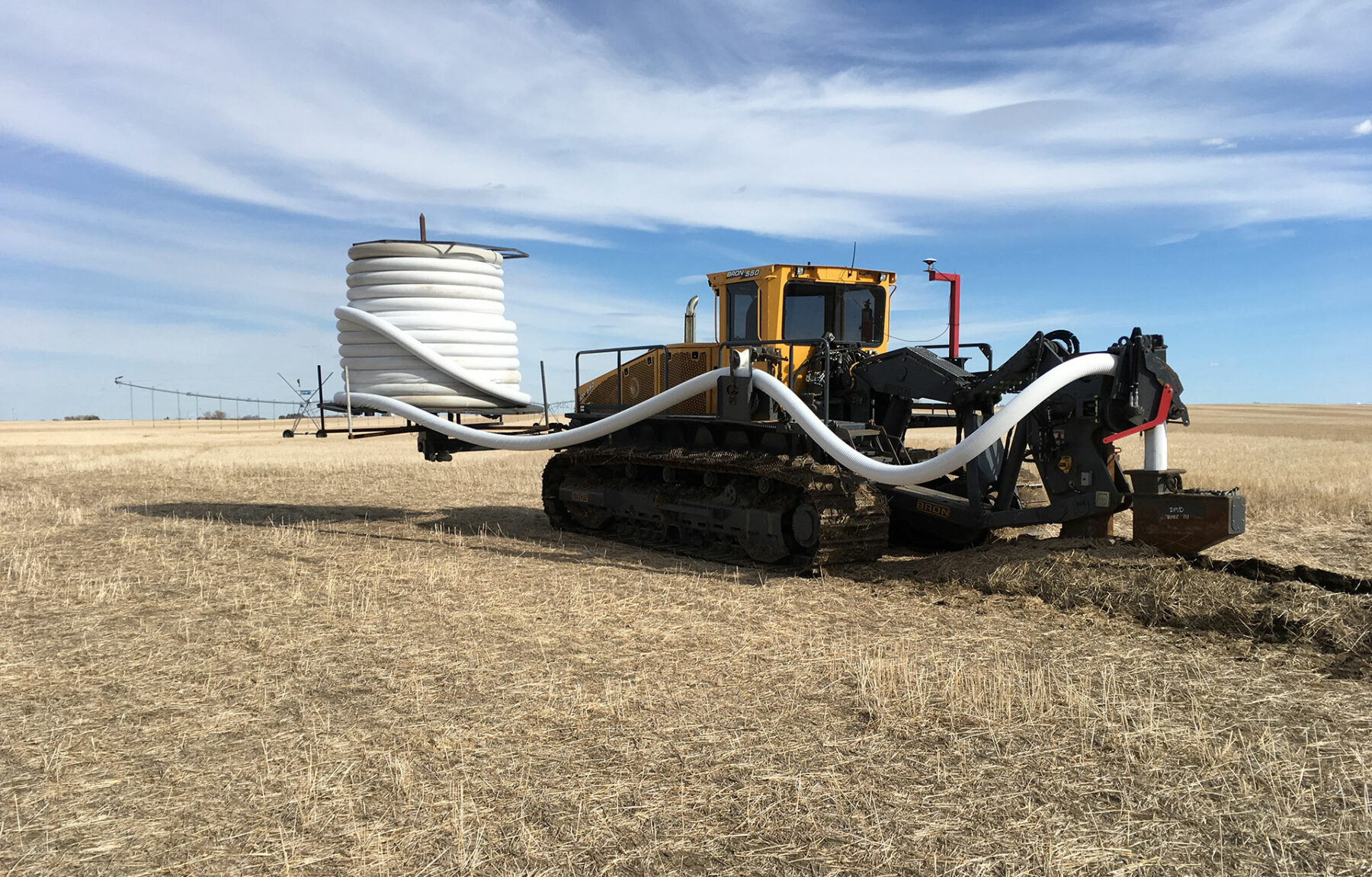 Western Water Management Tile Drainage Services