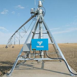 Valley Irrigation Center Pivot in Saskatchewan, Canada