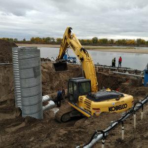 Western Water Management Trenching Equipment